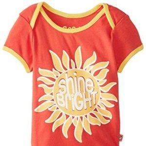 Life Is Good SHINE BRIGHT Sun Bodysuit Onesie
